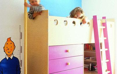 Kids' Rooms: 10 Genius Ways to Store Children's Toys