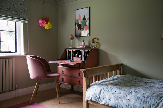 Transitional Kids by Smartstyle Interiors