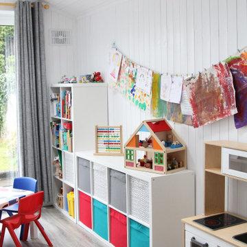 Adaptable Playroom