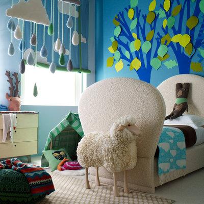 Modern Kinderzimmer By Alternative Flooring