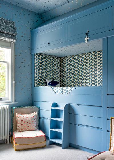 Clásico renovado Dormitorio infantil by Spencer & Wedekind