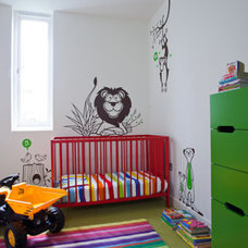 Contemporary Kids by Moon Design + Build