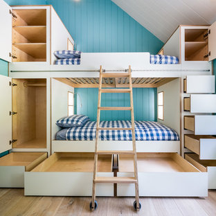 Birch Plywood Bunk beds