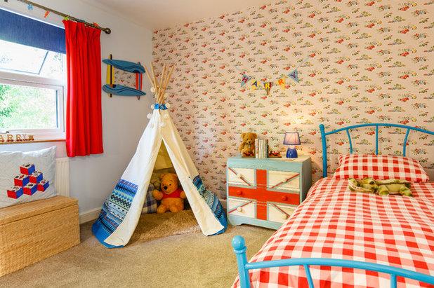 Transitional Kids by Jenny Ballantyne Interiors