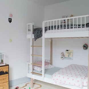 Bright, Modern Scandi Kids Bedroom Renovation Victorian Terrace