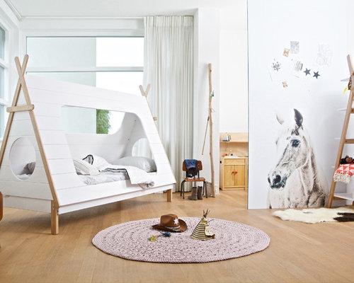 Inspiration For A Scandinavian Kidsu0027 Room Remodel In Dorset