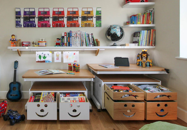 Contemporary Kids by Simon Bray Interiors