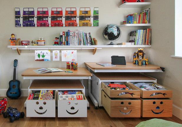 Contemporáneo Dormitorio infantil by Simon Bray Interiors