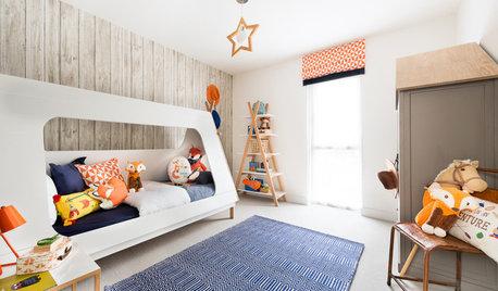 10 combinaisons de couleurs pour la chambre d'un petit garçon