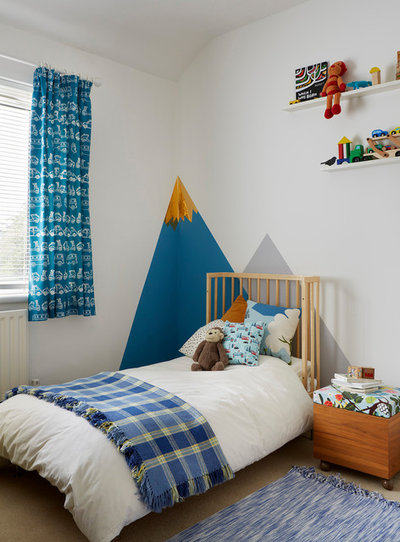 Scandinavian Kids by EB Interiors