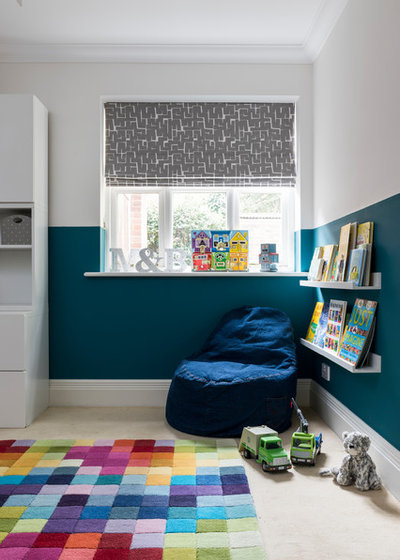 Contemporary Kids by Clare Elise Interiors
