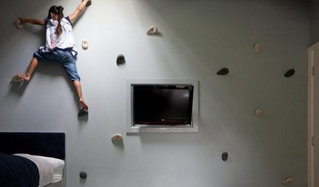 Sport Fai da Te in Casa: Come Costruire Una Parete d'Arrampicata Indoor