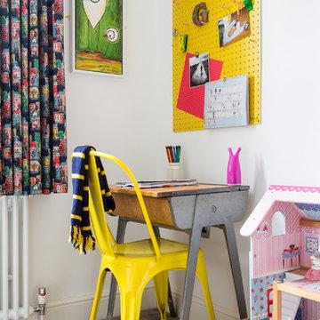 Colourful Islington Family Home