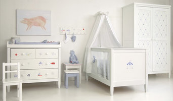 Contemporary Baby Boy Nursery