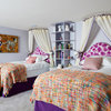 Houzz Tour: A Cozy Place for Children in a Luxury Space