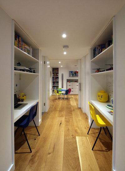 Contemporáneo Dormitorio infantil by Doma Architects