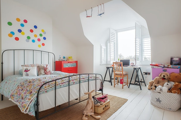 Contemporary Kids by HollandGreen Architecture & Interiors