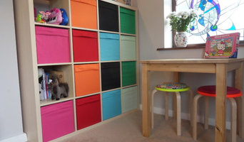 Decluttered Playroom in Cheshire