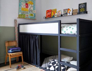 Ernest's Big Boy Bedroom. By Born & Bred Studio