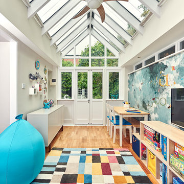 Family House in Chiswick London