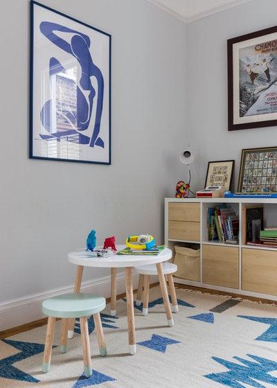 Transitional Kids by VORBILD Architecture