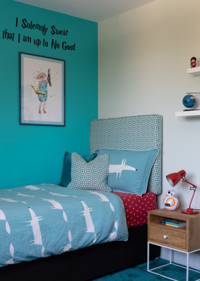 Contemporary Kids by Studio 28 Interiors Ltd