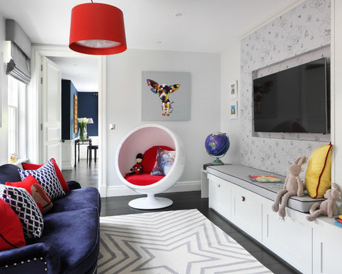 Teen Playroom Ideas Pictures Remodel And Decor