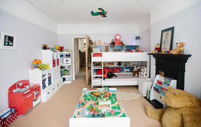 狭いスペースでおもちゃを上手く収納するには?