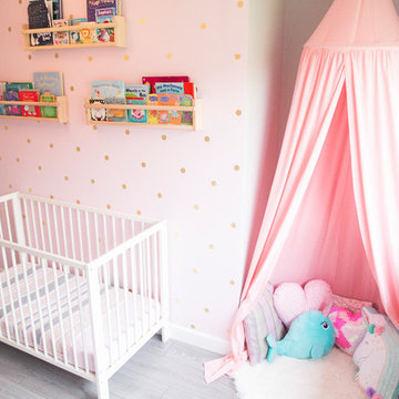 Girl Toddler Room
