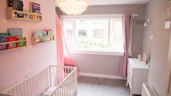 Girl Toddler Room