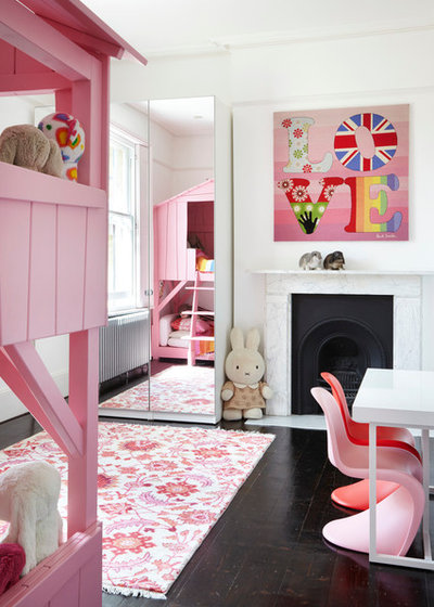 Eclectic Kids by Dyer Grimes Architecture