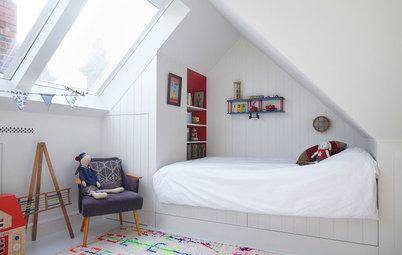 Get a Spotless, Beautifully Organised Kid's Room in 7 Steps