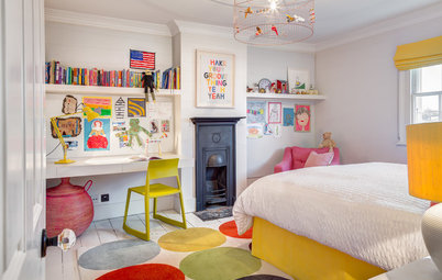 35 Inspiring Ideas for Creating a Desk Space for Children