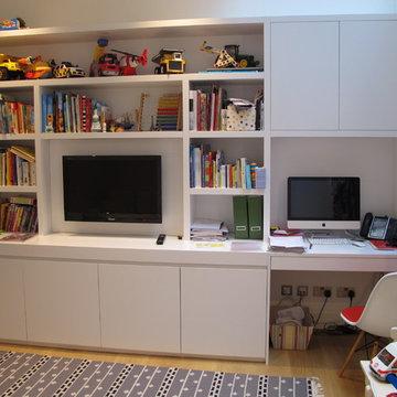 Ian Dunn Children's bedroom