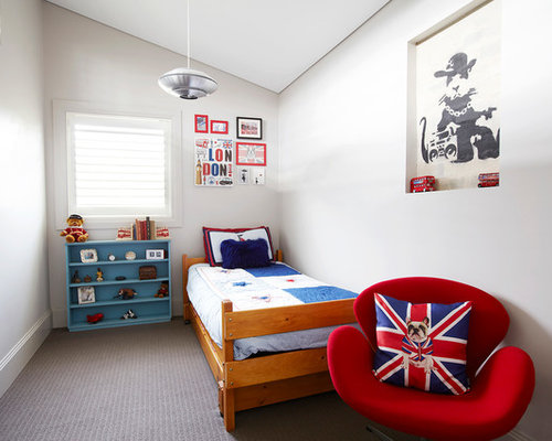 boy bedroom houzz - Boys Room Design Ideas