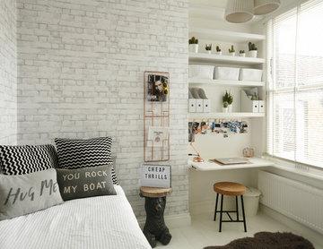 Izzy's Teen Bedroom, Kensal Rise