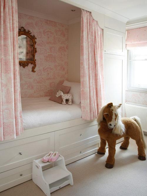 Idee e Foto di Camerette per Bambini Vittoriane