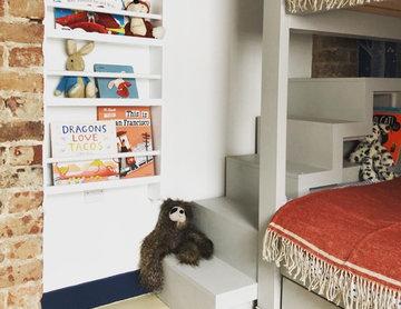 Kiddie bedroom, Brighton