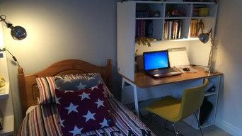 Kids bedroom redesign