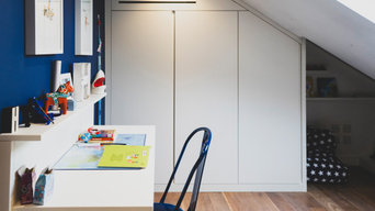Kids room Wardrobes and beds