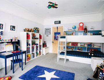 Little Boy's Bedroom - Age 5