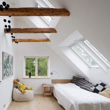 Loft Kid Bedroom