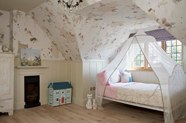 Traditional Kids by Godrich Interiors