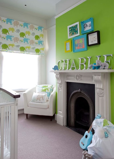 Houzz Tour This Victorian Family Home Really Shines At