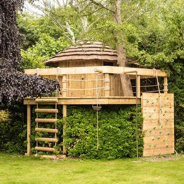 Magical, Hidden Treehouse