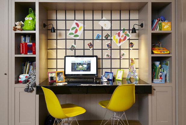 Clásico renovado Dormitorio infantil by Naomi Astley Clarke