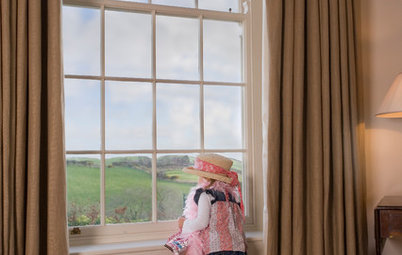 Double-Hung Windows Offer Singular Traditional Style