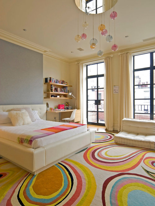 Houzz Funky Teen Bedrooms Design Ideas Remodel Pictures