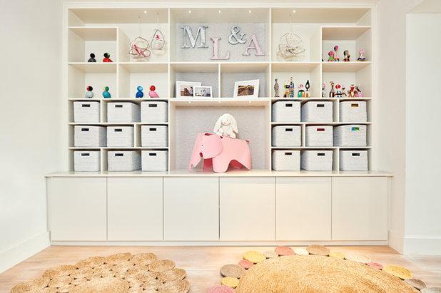 Contemporary Kids by Mia Karlsson Interior Design