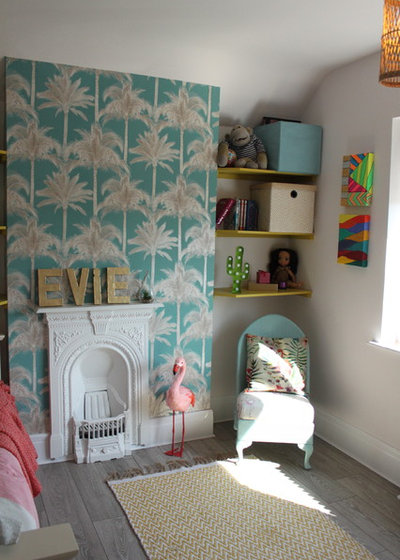 Contemporary Kids by Beautiful Rooms by Zoe